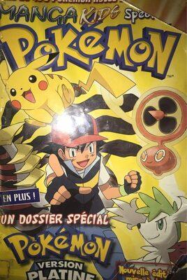 Livre pokemon - Produit