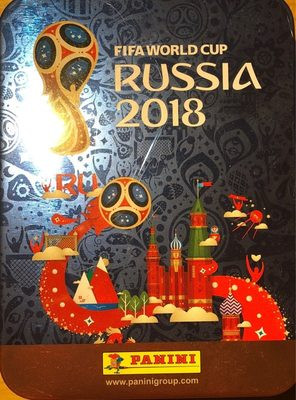 Fifa world cup RUSSIA 2018 - Product