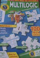 Multilogic Le numéro 1 des jeux de logique ! - Produit