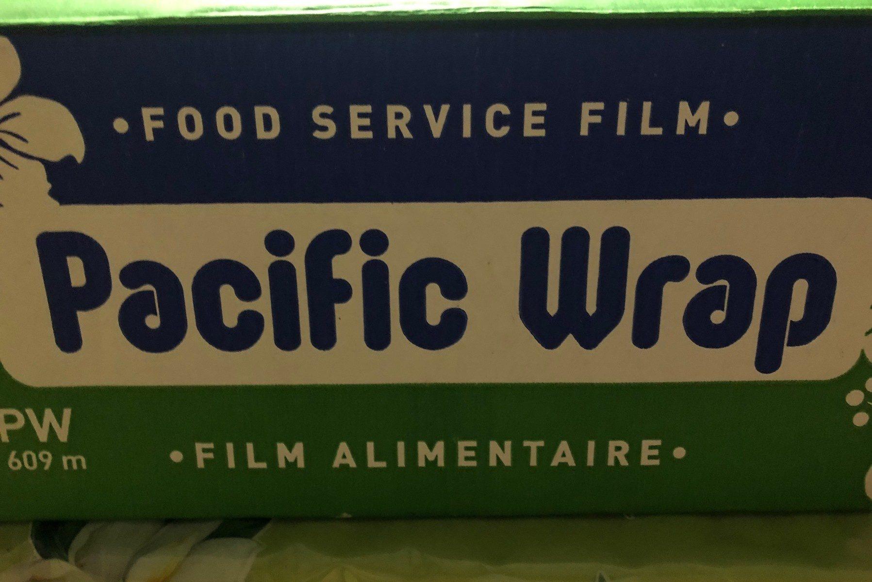 Papier filme alimentaire - Product - fr