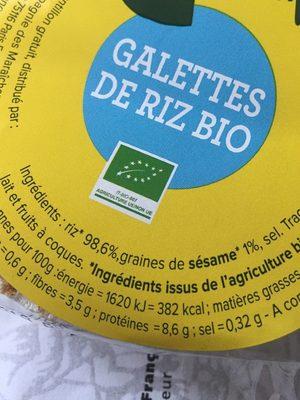 Sac - Ingredients - fr