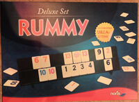 Rummy Deluxe Set - Product - de