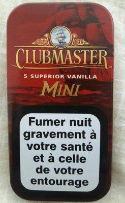 Clubmaster Mini Vanilla 5'S - Product