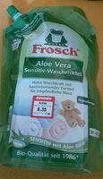 aloe véranda sensitiv- waschmittel - Product - fr