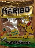 Saure Goldbären - Product - de