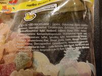 Saure Goldbären - Ingredients - de