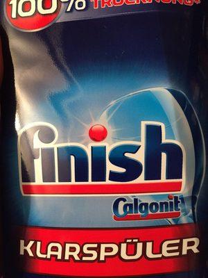 finish Klarspüler - Product