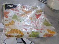 20 serviettes 33×33 cm - Product