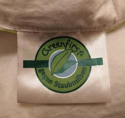 Greenfirst Dauneneinziehdecke 155x220cm - Product - de