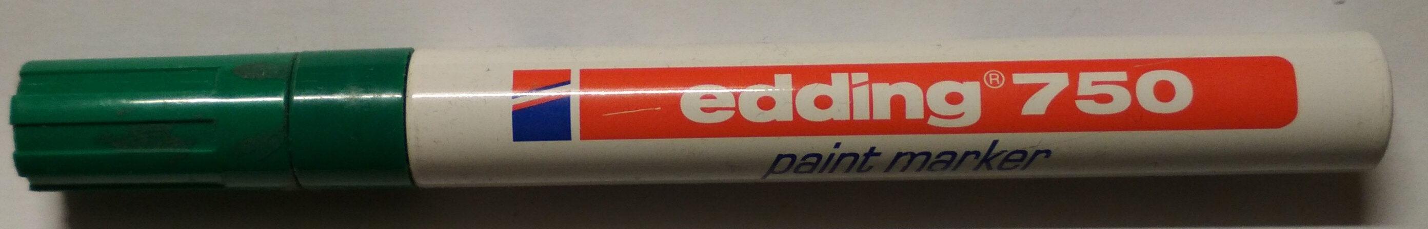 Edding 750 Paint Marker - Product - de