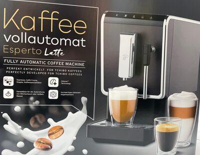 Tchibo Kaffeevollautomat Esperto - Product - de