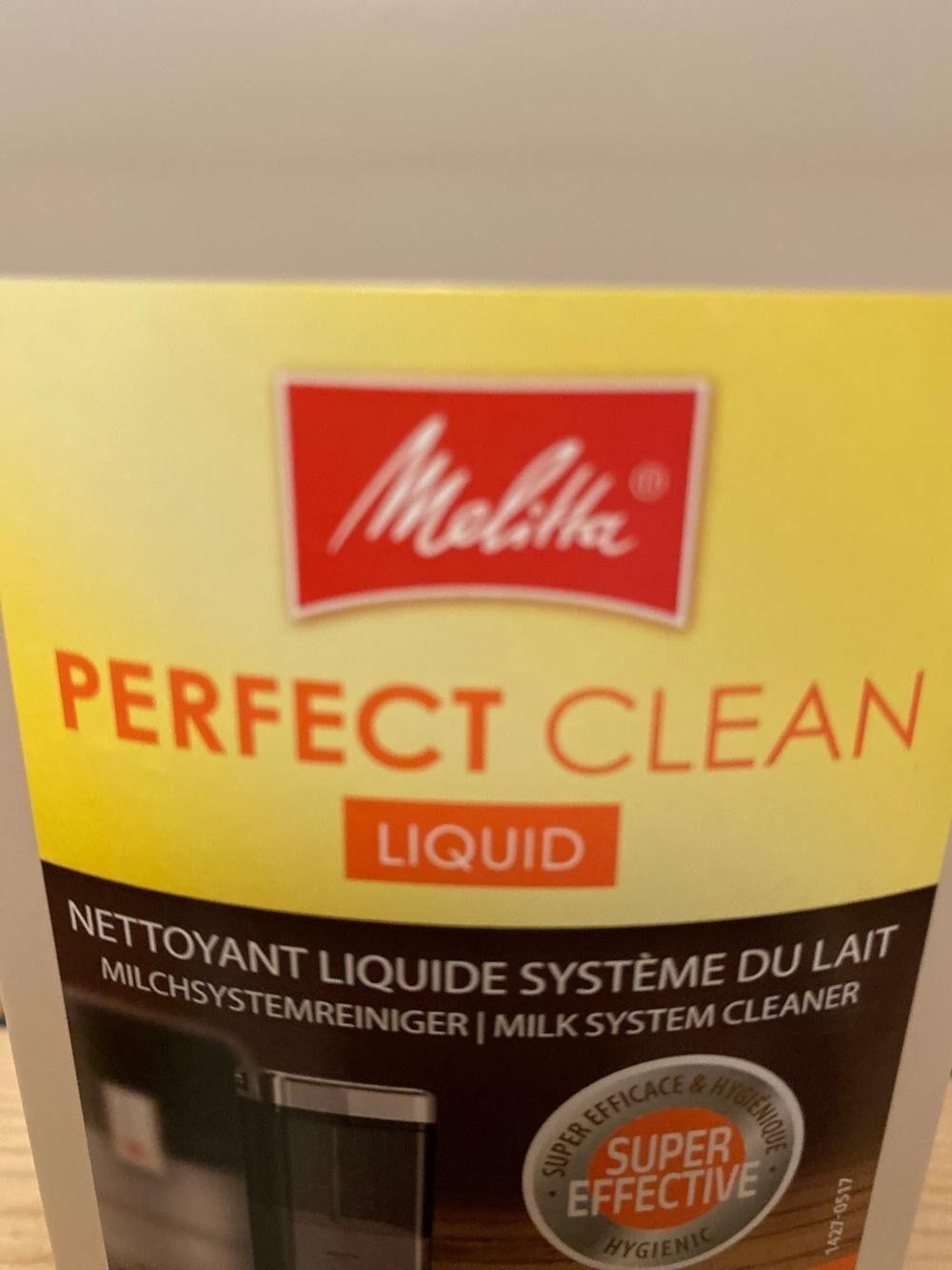 Melitta Perfect Clean - Produit - de