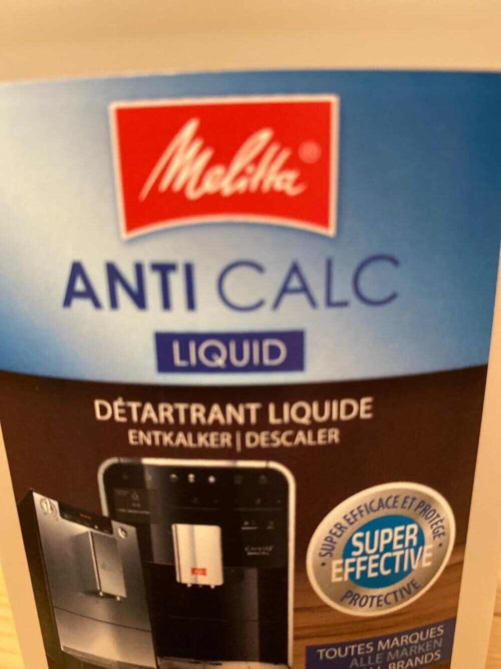 Melitta Anti Calc - Produit - de