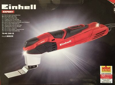 Einhell - multiMAXX (TE-MG 200 CE - Product
