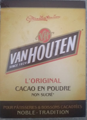l'original cacao en poudre non sucré - Product - fr