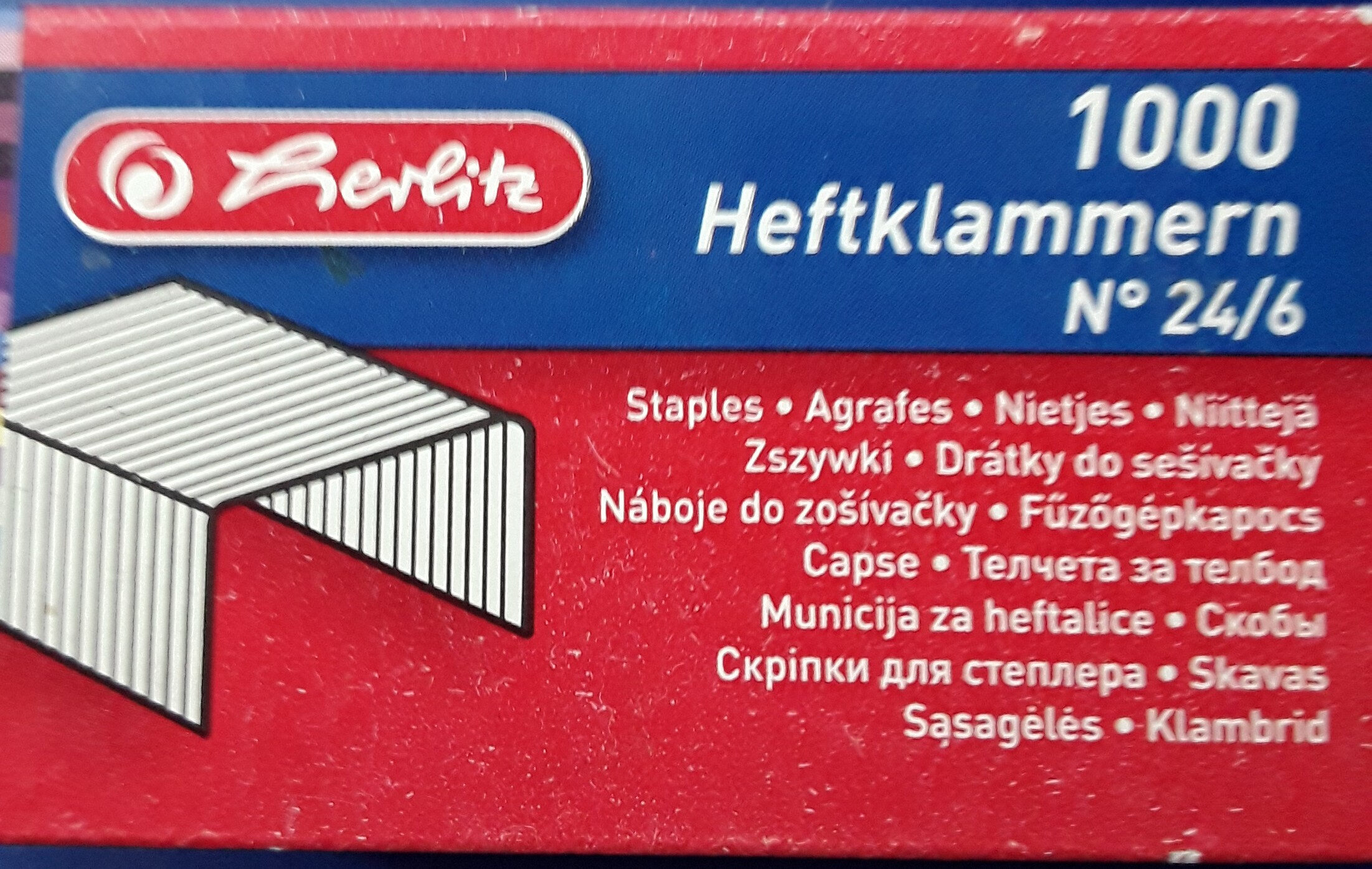Görlitz 1000 Heftklammern - Product - de