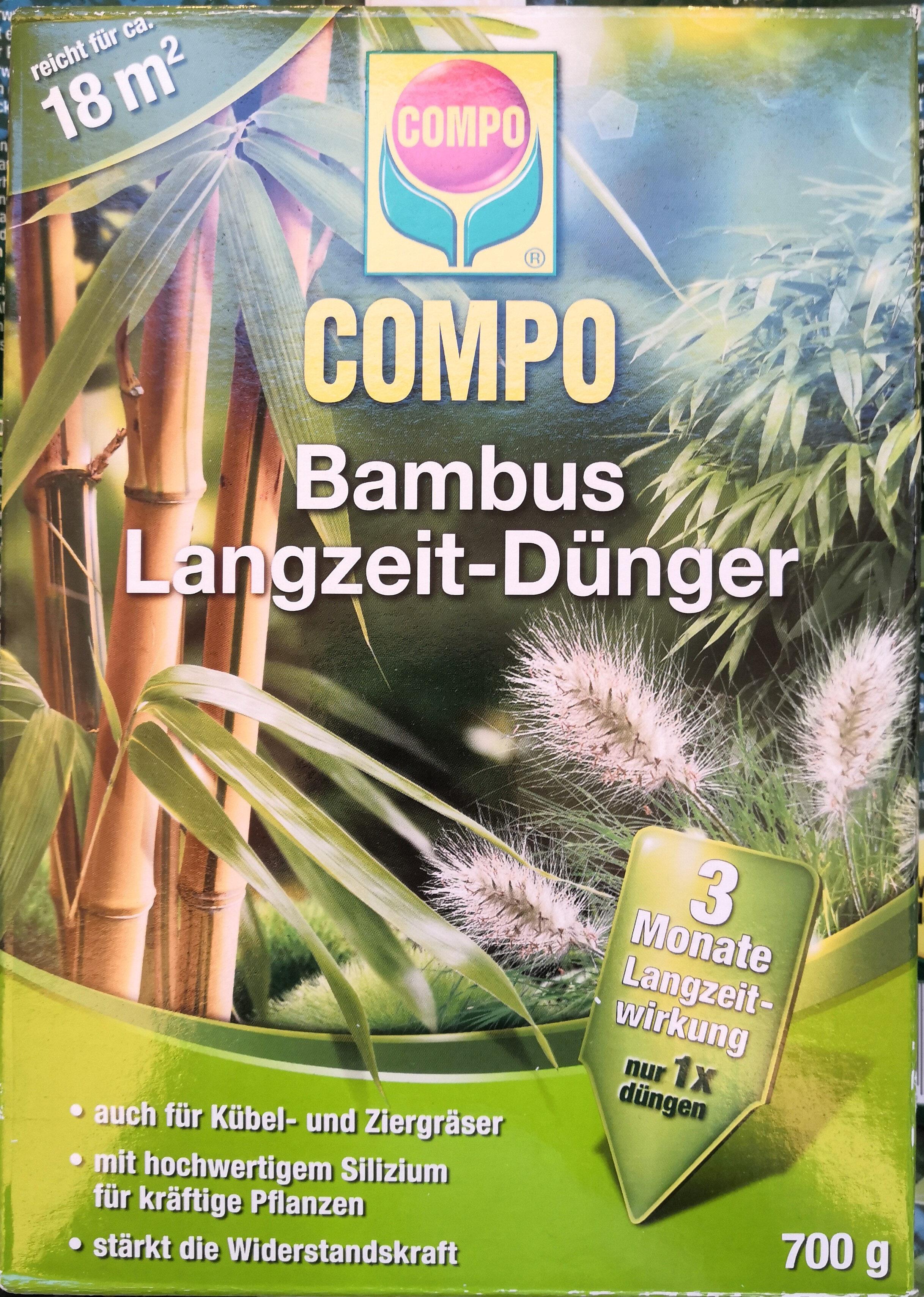 Compo Bambus Langzeit-Dünger - Product - de
