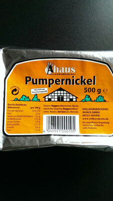 Pumpernickel - Product - de