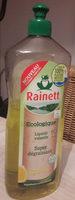 Liquide vaisselle super dégraissant Citron - Product