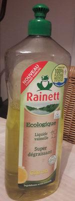 liquide vaisselle super dégraissant - Product