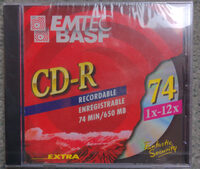 CD-R recordable - Product - en