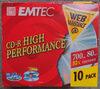 CD-R high performance - Produit