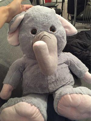 Peluche éléphant - Product