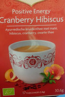 cranberry hibiscus - Product
