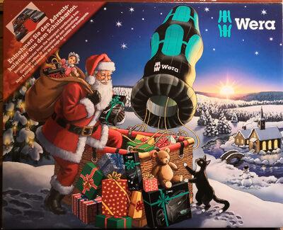 Wera Adventskalender 11 - Product - de