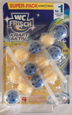 WC Frisch Kraft Aktiv Lemon Super-Pack - Product - de