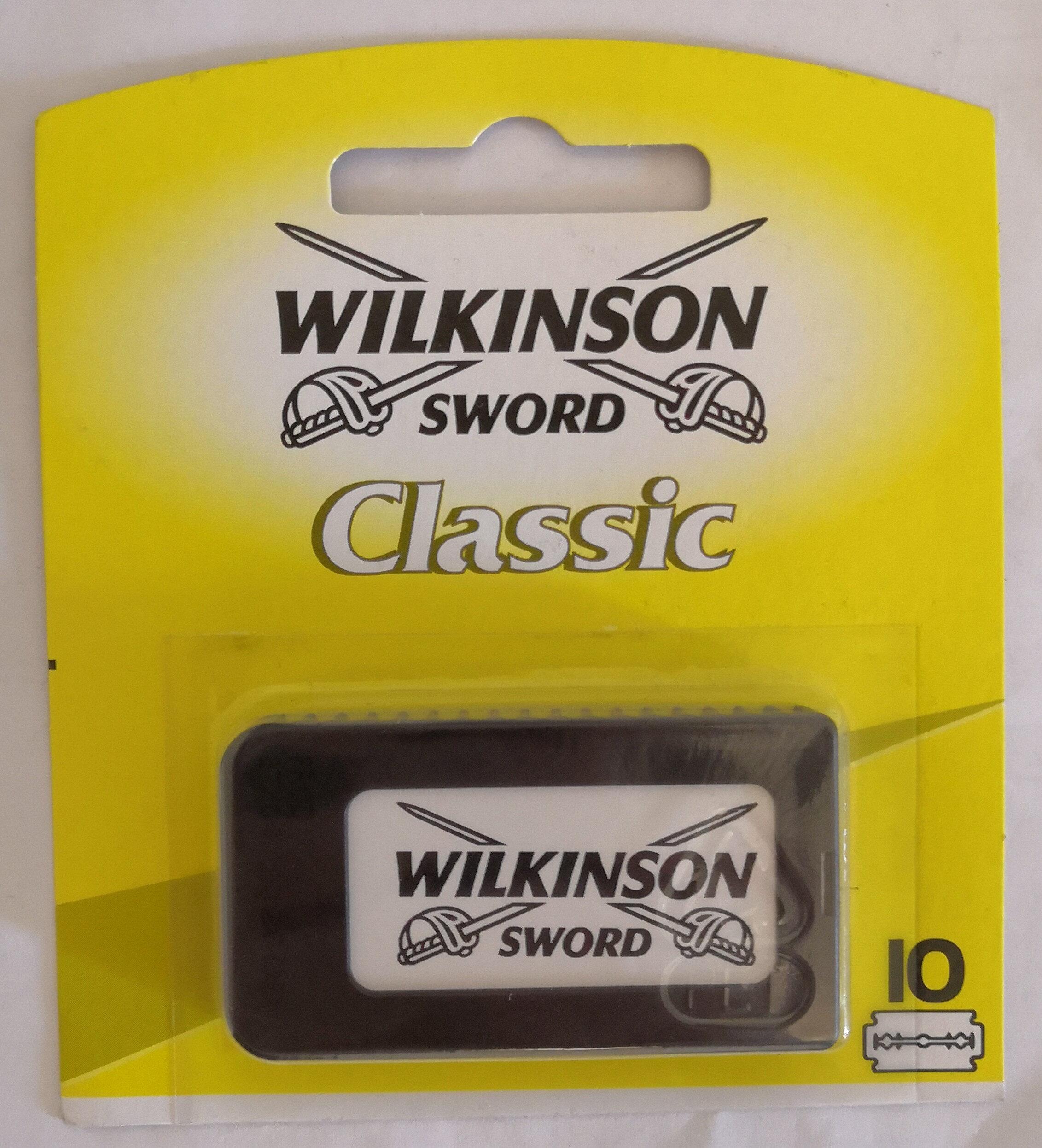 Wilkinson Sword Classic Rasierklingen - Product - de