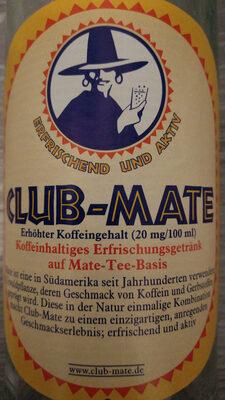 Club-Mate - Product - de