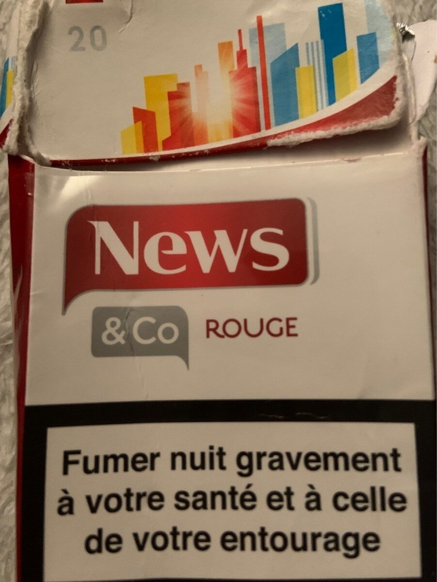 Rouge - Product - fr