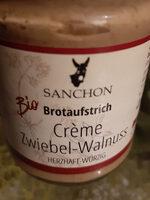 Creme Zwiebel Walnuss - Product