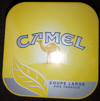 Camel coupe large pipe tobacco - Product