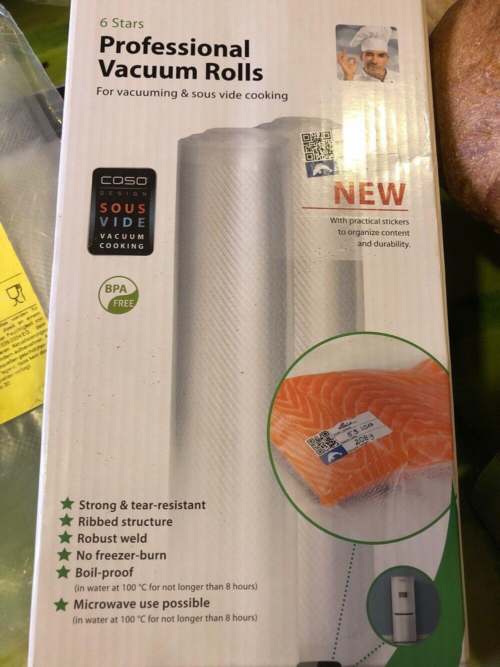 zipper storage bag (Ziploc) - Product