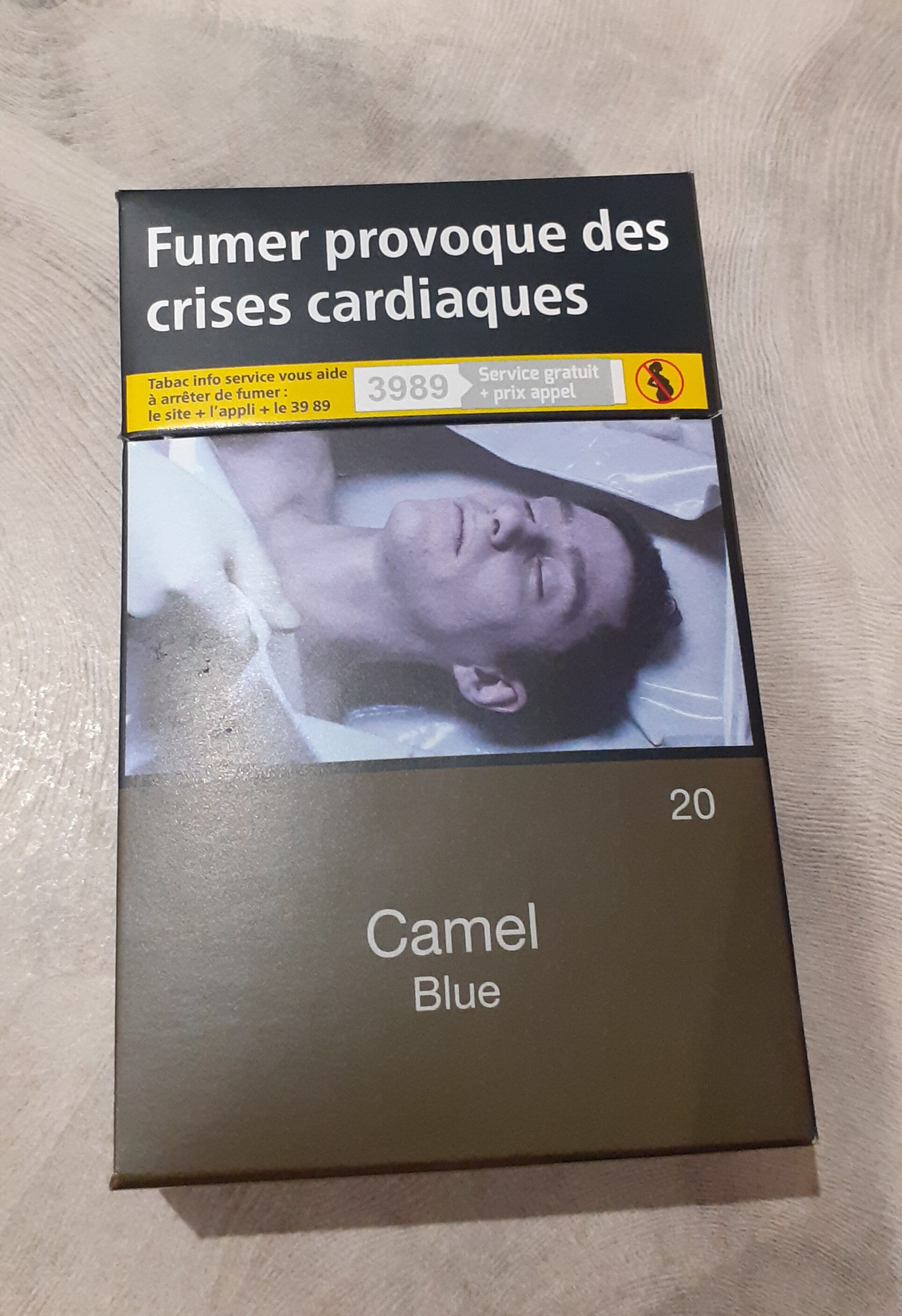cigarette - Product - fr