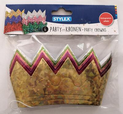 Party-Kronen - Product - de