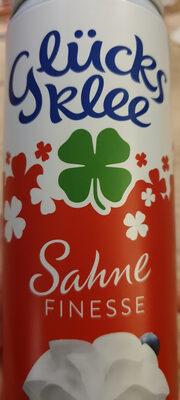 Glücksklee Sahne Finesse - Product - de