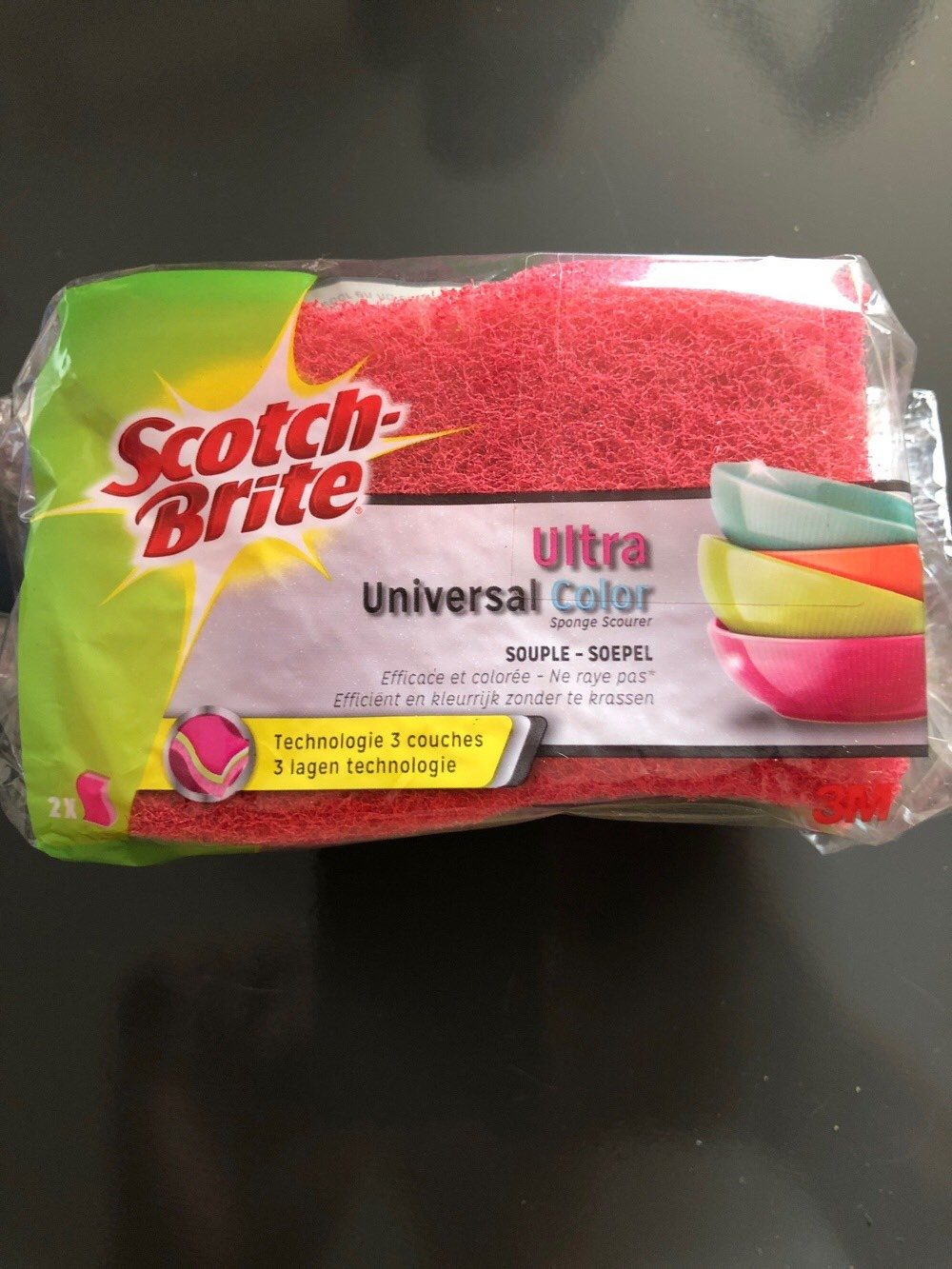 éponge ultra coloré ne raye pas - Product