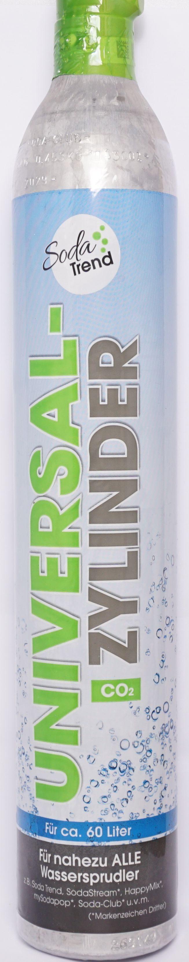 Universalzylinder CO2 - Product - de