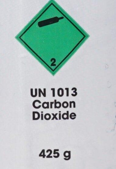 Universalzylinder CO2 - Ingredients - de