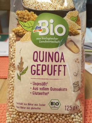 Quinoa gepufft - Product - de