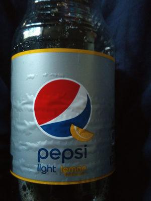 pepsi light lemon - Product