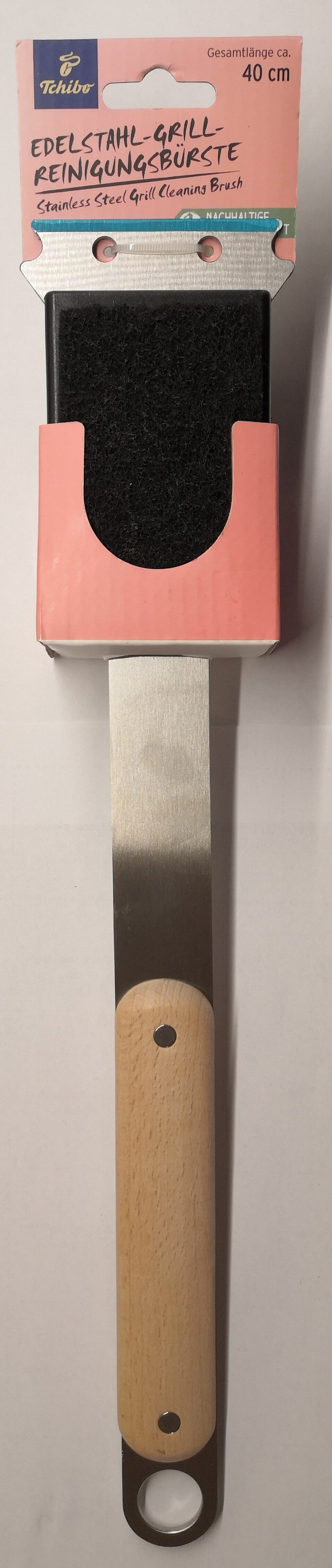Edelstahl-Grill-Reinigungsbürste - Product - de