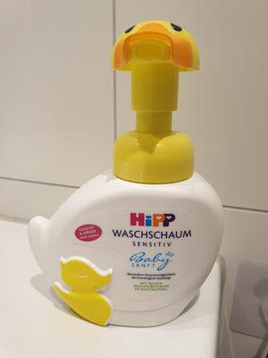 Hipp Waschschaum sensitiv - Product - de