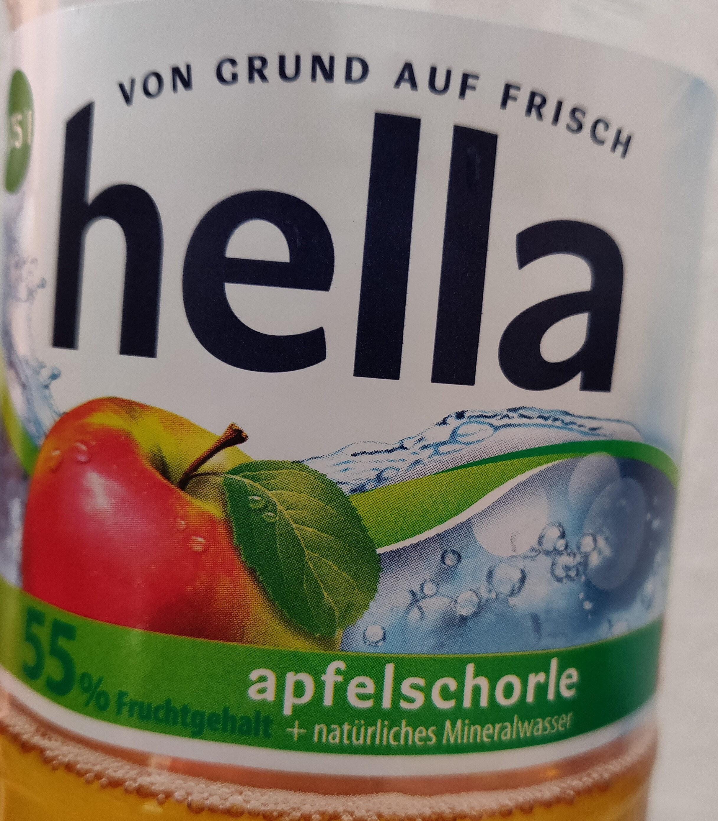 apfelschorle - Product