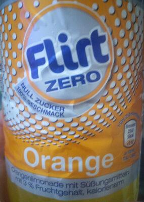 Flirt ZERO Orange - Product