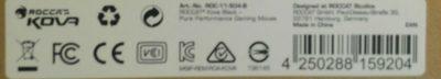 ROCCAT KOVA - Ingredients