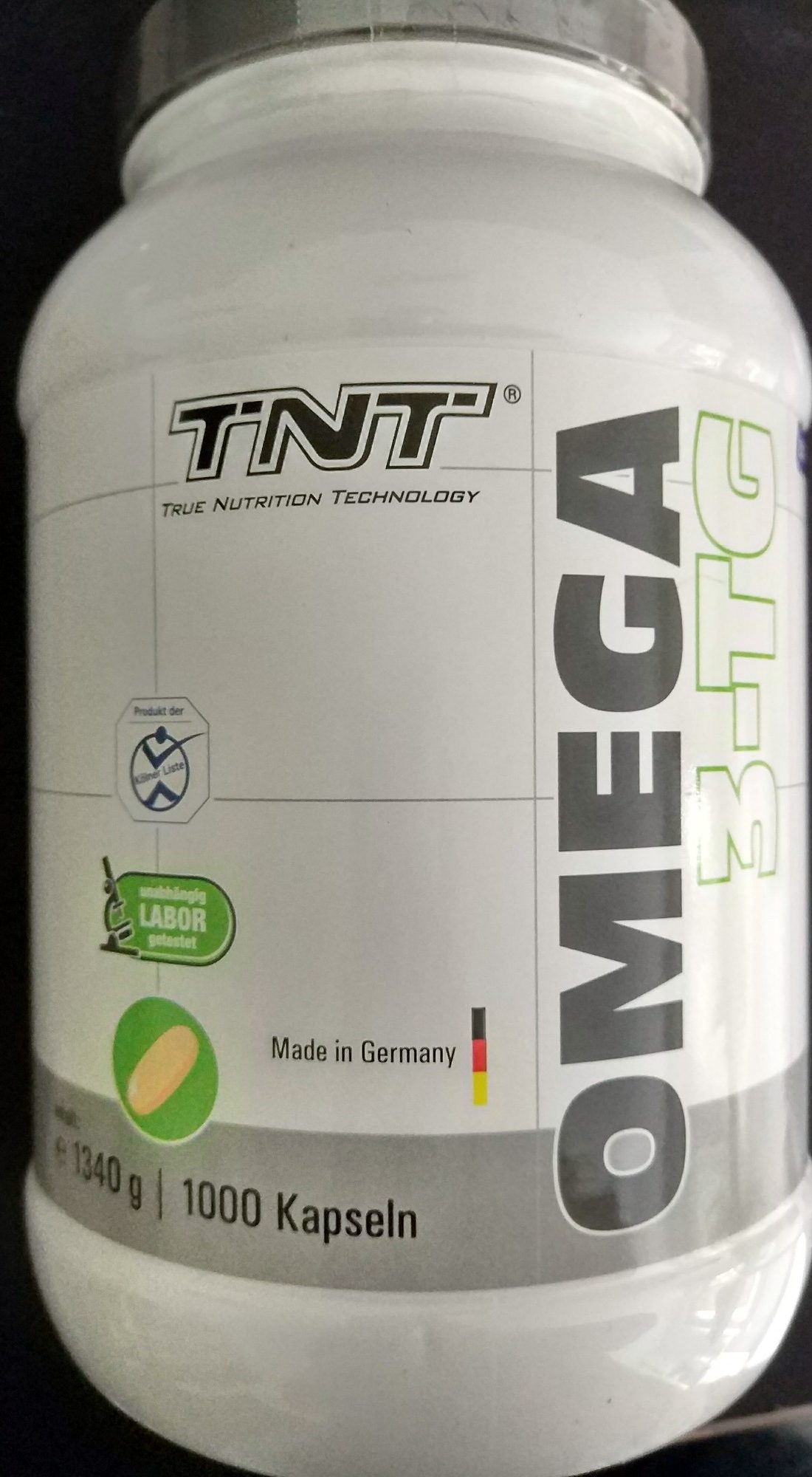 Omega 3-TG - Product